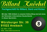 Billard Kn�chel